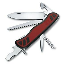 0.8361.C Victorinox Swiss Army Pocket Knife Forester Red / Black 08361C IN BOX