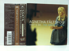 AGNETTA That's Me - The Greatest Hits JAPAN CD POCP-7307 1998