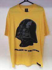 Sneak Tip T-Shirt Large Yellow