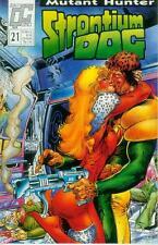 Strontium Dog # 21 (Carlos Ezquerra) (Quality Comics USA, 1988)