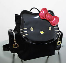 Hello Kitty Women's Bow Shoulder Backpack Handbag-1 Left to Ship from US Fast!