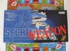 Vintage Parker Brothers Secret Weapon Board Game - 1984