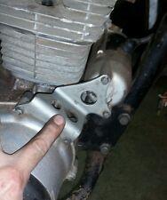 200es honda atc OEM starter plate bracket with 4 bolts  1-19