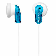 Sony MDRE9LP/BLU Earbud Headphones, New