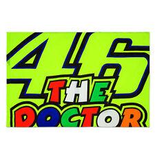 NEW!!! 1:12 Bandera Flag Valentino Rossi 46 Yellow no minichamps Very RARE