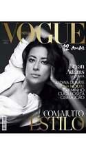 Vogue Portugal Ana Moura,Bryan Adams,Cuca Roseta,Gisela Joao Diane V Furstenberg