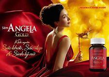 ANGELA GOLD Ginseng-Women Estrogen,Progesterone,Testosterone-Sexual Health.