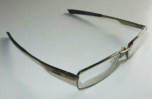 Oakley Eyeglasses RX Frames 53[]18 133 Socket 4.0 Olive Crome