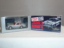 CORGI 04206 JAMES BOND OO7 SILVER ASTON MARTIN DB5 DIECAST MODEL CAR WITH FIGURE