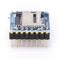 voice module MP3 sound  audio player TF card WTV020-16P for Arduino ME