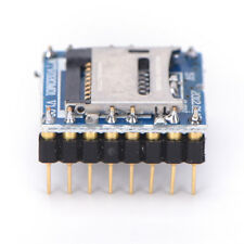 voice module MP3 sound  audio player TF SD card WTV020-SD-16P for Arduino ZS
