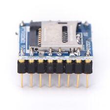 voice module MP3 sound  audio player TF SD card WTV020-SD-16P for Arduino AB