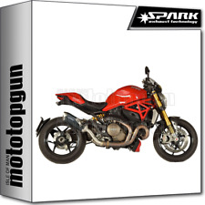 SPARK KIT ESCAPE FORCE RACING CARBONO DUCATI MONSTER 821 2014 14 2015 15 2016 16