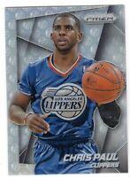 2014-15 Panini Prizm Basketball Chris Paul Silver Variation Prizm #17 Clippers