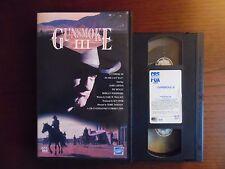 Gunsmoke III 3 (James Arness, Pat Hingle, Morgan Woodward) - VHS ed. Fox rara