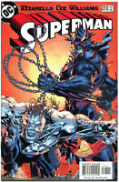 SUPERMAN #213, NM, Jim Lee, Brian Azzarello, 1987, more DC & SM in store