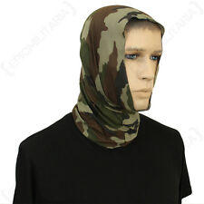 CCE Camo Multi Function Scarf - Snood Wrap Balaclava Head Scarf Band Military
