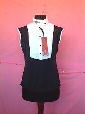 camicia smanicata della CAVALLERIA TOSCANA molto elegante e dal taglio raffinato