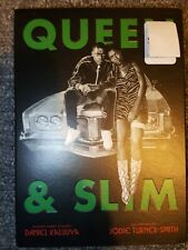 Queen & Slim -  DVD - Jodie Turner-Smith - NEW with slip cover/sleeve