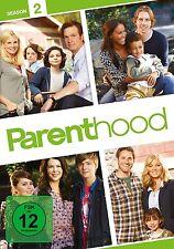 PARENTHOOD SEASON 2 6 DVD NEU PETER KRAUSE,JASON KATIMS