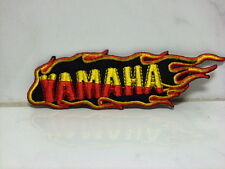 Un écusson aufbügler patch yamaha tissu écusson 13 x 4 CM