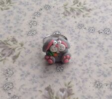 easter bunny rabbit ring Handmade Adjustable Supreme Cute