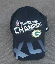 Green Bay Packers Super Bowl XLV Champions Hat Cap