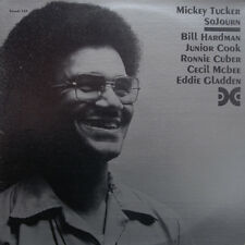 Mickey Tucker - SoJourn w/ Bill Hardman, Junior Cook - Xanadu Records LP Sealed