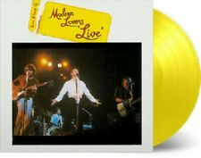 NEW The Modern Lovers - Live (180g Limited Ed. Yellow Vinyl LP, 2019)