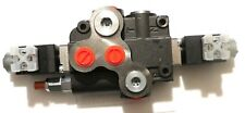Hydraulic Valve E .steuerventil12 V 1 Sektio 80L / Mi / for Double Action.