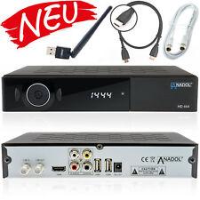 Digitaler Sat Receiver HD WLAN Anadol ADX 444 Plus WLAN HDTV DVB-S2 HDMI