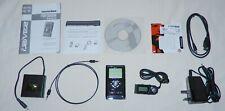 IRiver H120 reproductor de MP3, Grabadora de voz, grabación de entrada de línea, actualizado a 128GB