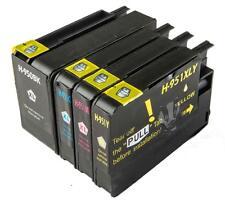 Pack 4 Cartuchos compatible NON OEM HP 950 HP950 XL HP 951 HP951 XL con chip
