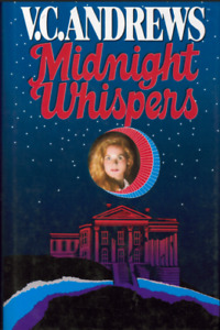 """""""Midnight Whispers"""" by V. C. ANDREWS.. Paperback. !!! FREE POSTAGE !!!"""