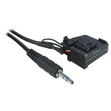 Entrada AUX In VW SEAT SKODA Adaptador Cable Lead MFD2 RNS RNS2 IPOD MP3 3.5MM Jack