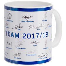 FC Schalke 04 Tasse Unterschriften 2017 / 2018 Team Becher Kaffeebecher