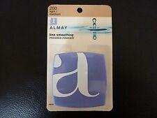 Almay Line Smoothing Pressed Powder - LIGHT MEDIUM  #200 - New / Sealed Package