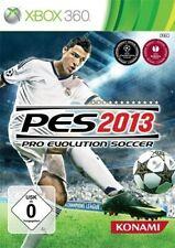 Microsoft Xbox 360 Spiel - Pro Evolution Soccer 2013 / PES 13 DEUTSCH mit OVP