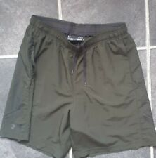 Under Armour  Heatgear Shorts Large  green  khaki