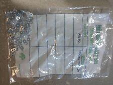 Hardware Flat Washers #6 Zinc Plated