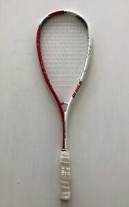Prince Air Drive 140 Air TT Triple Threat Power Scoop Squash Racquet with Cover