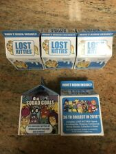 NEW Lot of 5 Lost Kitties Blind Boxes - Collectibles from LPS / Hasbro FREE SHIP
