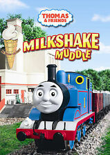 Thomas and Friends: Milkshake Muddle-Box & Dvd Only-Tested & plays good