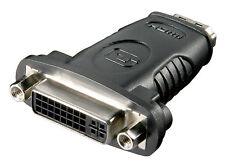 HDMI / Dvi-D Adaptador 19-pol. Toma HDMI > DVI (24+5) Enchufe