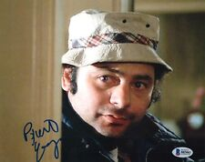BURT YOUNG SIGNED AUTOGRAPHED 8x10 PHOTO PAULIE PENNINO ROCKY RARE BECKETT BAS