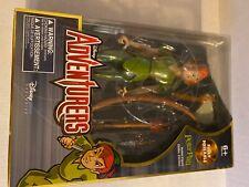 Disney Adventurers Peter Pan Action Figure Full Poseable