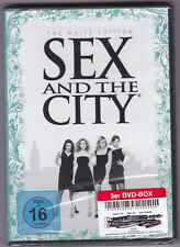 Sex and the City: Season 4 (The White Edition) [3 DVDs] NEU OVP