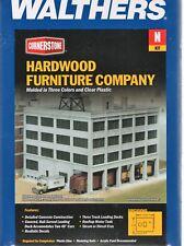 N Scale Walthers Cornerstone 933-3232 Hardwood Furniture Company Building Kit
