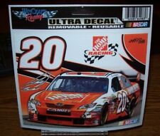 JOEY LOGANO #20 HOME DEPOT COT CAR WINCRAFT ULTRA DECAL 5X6 DECAL STICKER