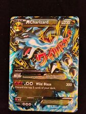 M charizard Ex 69/106 NM